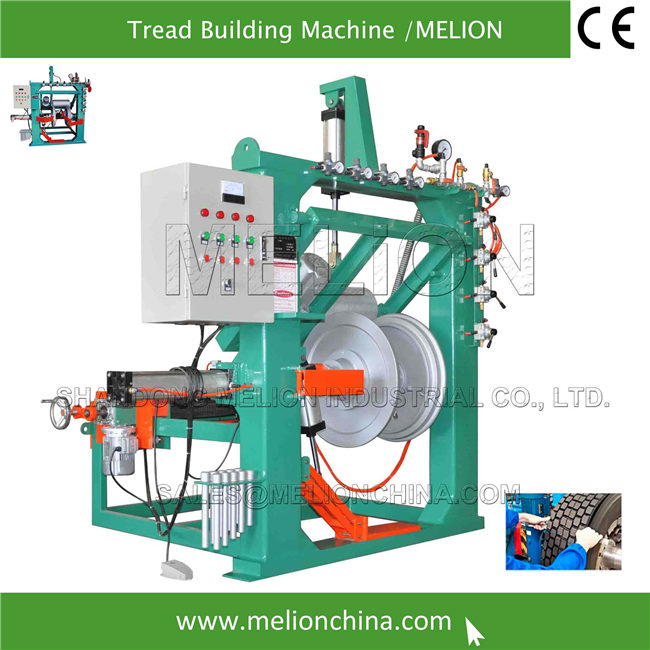 Pre-cured Tread Building Machine